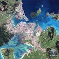 Tenth Anniversary of Landsat 7: A View of Auckland, New Zealand
