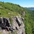 Porcupine Mountains Escarpment