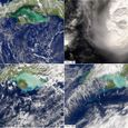 Gulf of Batabano and Hurricane Michelle
