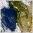 SeaWiFS Satellite View of the Northwestern US