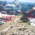 Triple Divide Peak, Montana