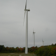 Wind Farm in Meyersdale, Pennsylvania