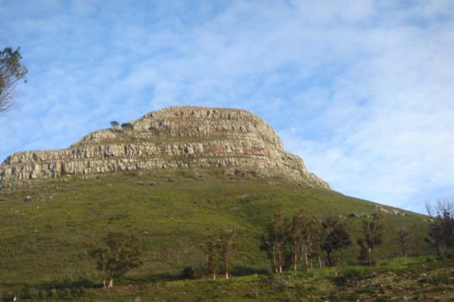 20091210 – Thursday - Table Mountain 2TOP