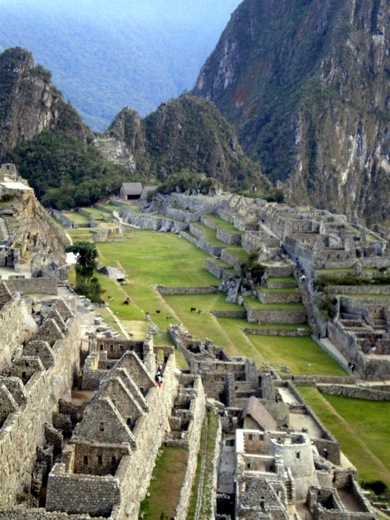 20100107 – Thursday - Machu Picchu