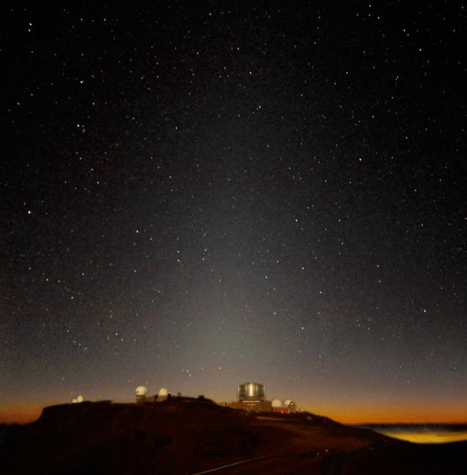 Zodiacal Light TRIM1