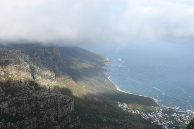 20091210 – Thursday - Table Mountain 2BOTTOM