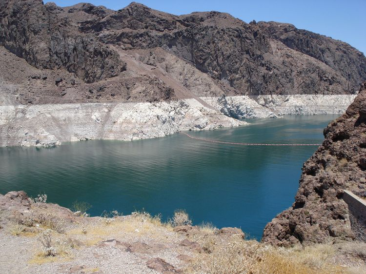 20100314 – Sunday - Lake Mead Drought