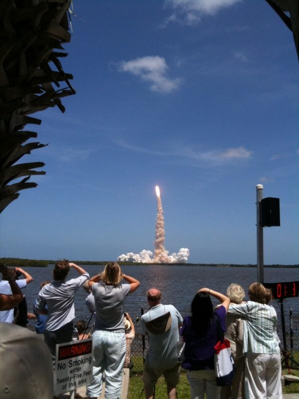 DWShuttle-launch