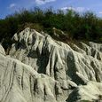 Badlands in Hungary