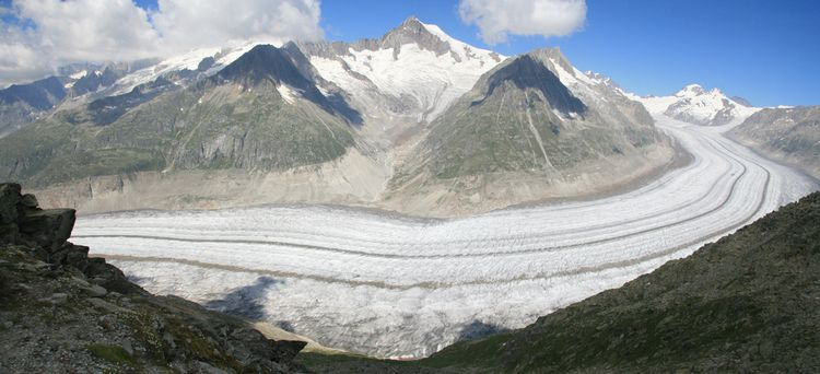 Great Aletsch Glacier (2)