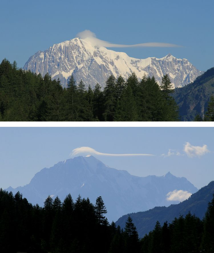 Clouds over Monte Bianco (3)