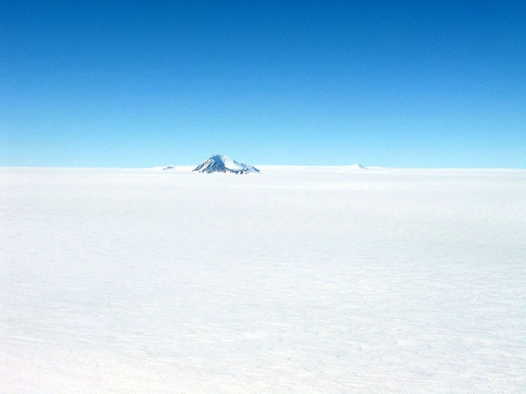 Mt. Wasilewski in Antarctica final