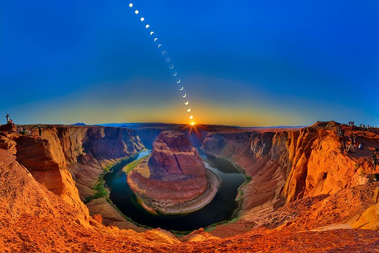 Ring of Fire over Horseshoe Bend Arizona-EPOD (2)