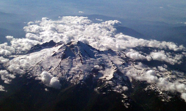 Mount Baker from Above - IMAG0564