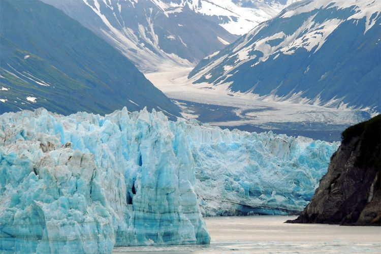 Hubbard Glacier, Alaska - adjusted