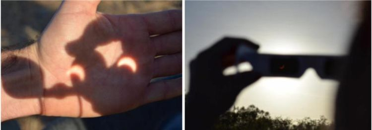 Queensland Solar Eclipse