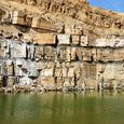 Gypsum Quarry Restoration at Ramon Crater