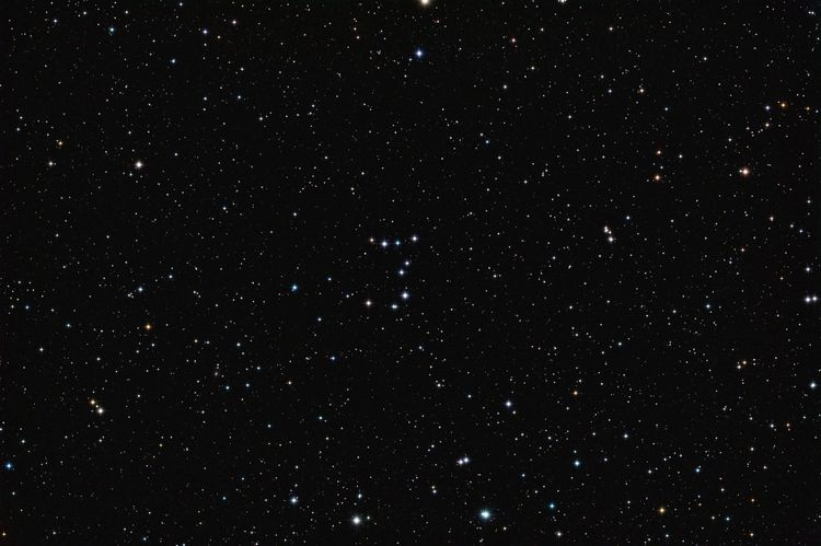 Click for Asterism in Stereo Image