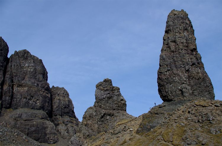 Famous Landmarks on the Island of Skye BOTTOM