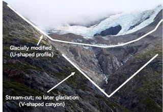 Two Different Valleys with details