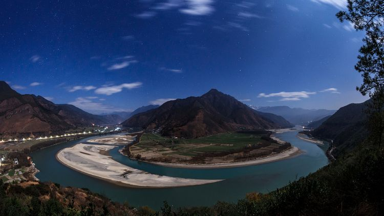 First Bend of the Yangtze River1200 (3)