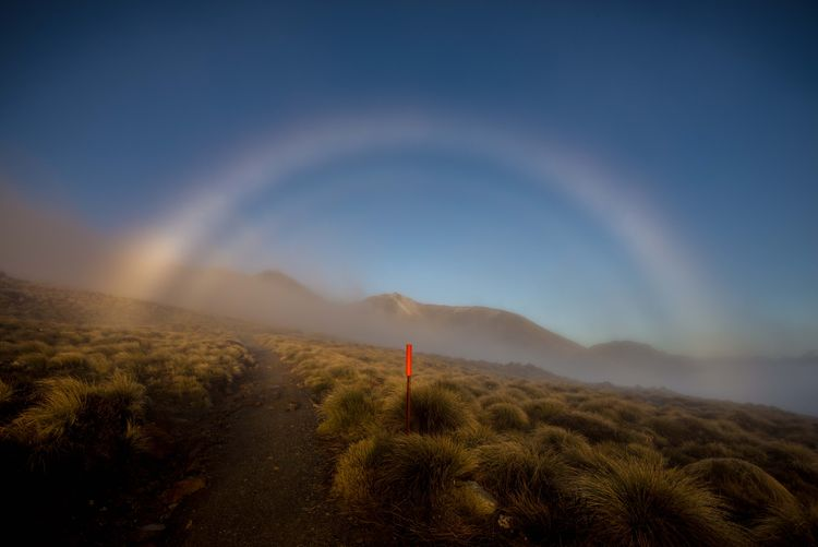 Cloud Bow - New Zealand