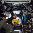 Teaching Science in Space