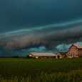 Shelf Cloud Over Sugar Grove, Illinois