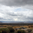 Squall Over Lake Abert, Oregon