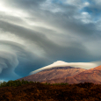 Cap Cloud and Lenticular Cloud Formations