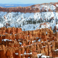 Winter at Work in Bryce Canyon