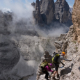 Climbing the Dolomites