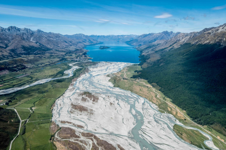 Braided River Glenorchy (1)