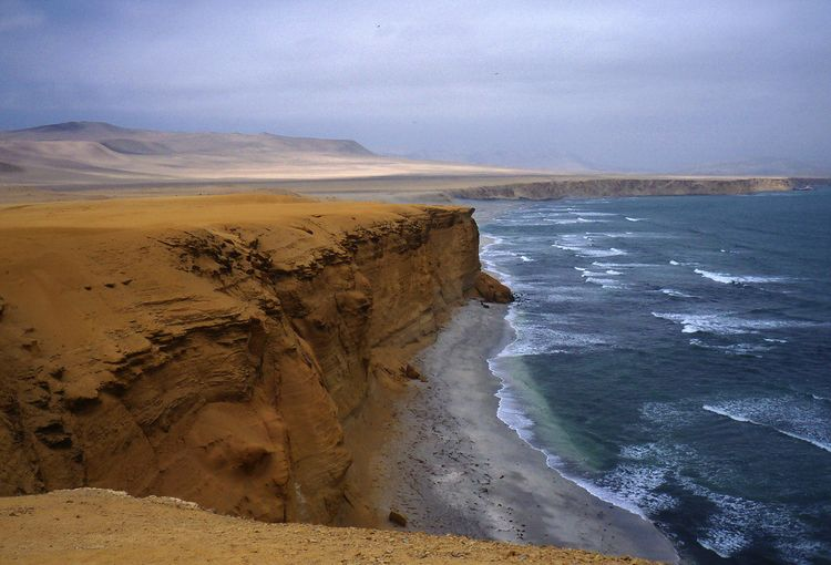Paracas National Reserve, Peru