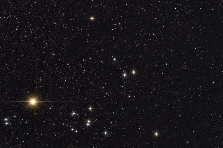 The Hyades Star Cluster and Aldebaran - EPOD - a service ...