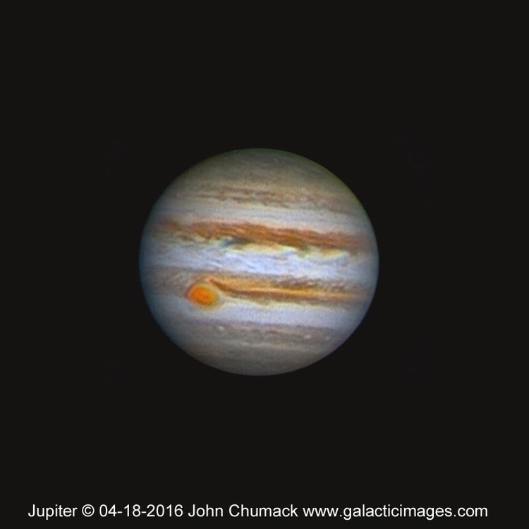 Real Jupiter Planet From Space