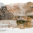 Palette Springs, Yellowstone National Park