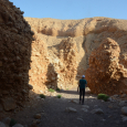 Red Canyon in Israel