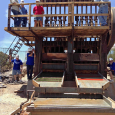 Cave Creek Golden Reef Mine Stamp Mill