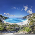 Myrtos Beach and Turquoise Waters