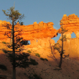 Sunset Windows at Bryce Canyon National Park