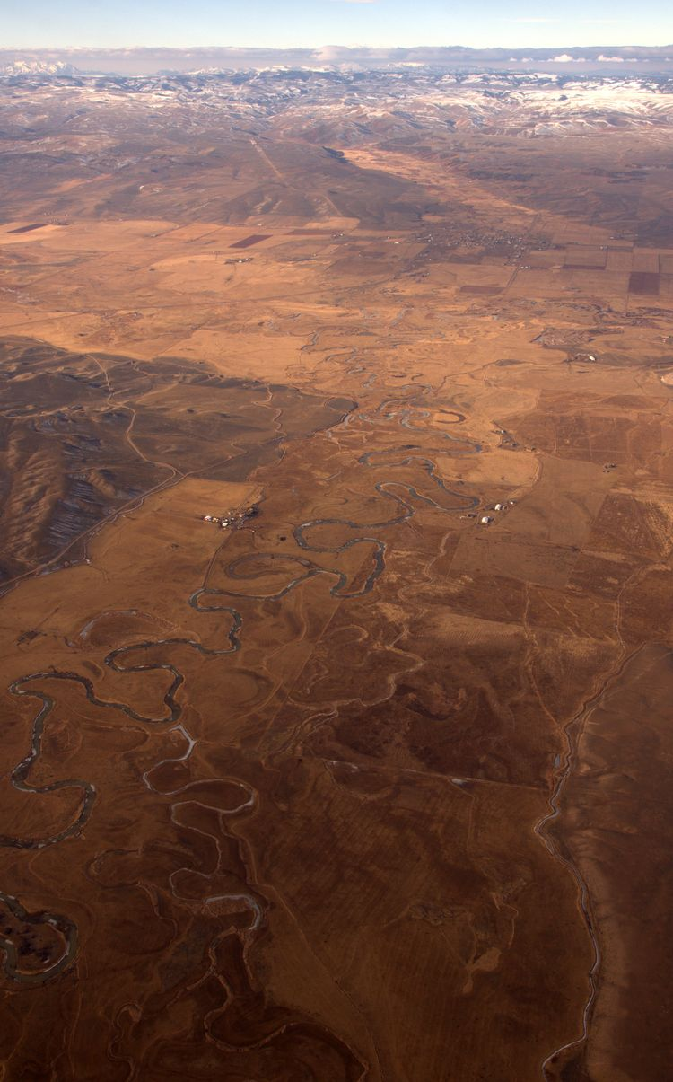 Bear River Meanders
