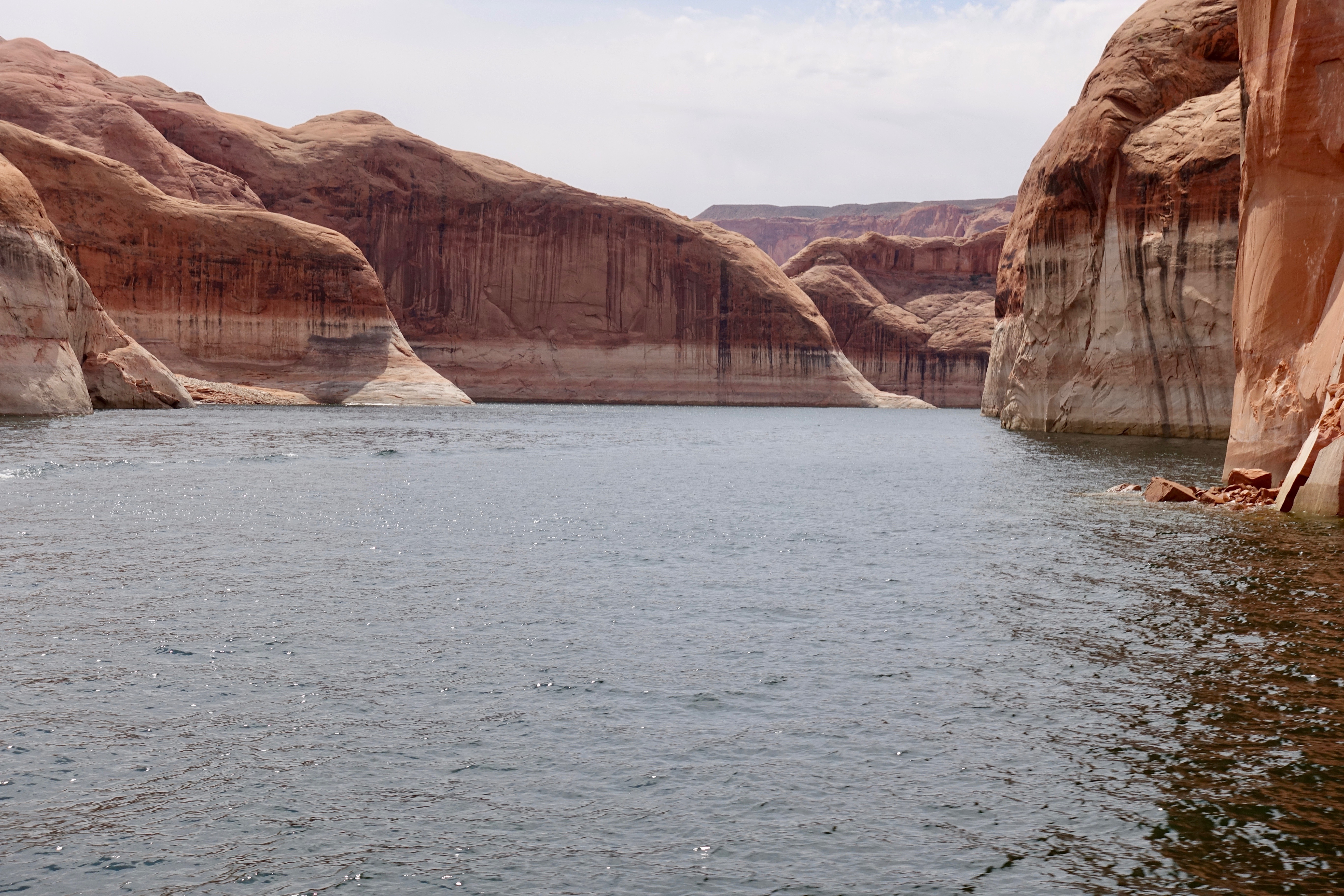 Bathtub Ring Around Lake Powell - EPOD - a service of USRA