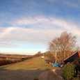 Cloud Bow Over Southeastern England