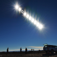 Annular Eclipse of February 26, 2017, Observed fromChubut, Argentina