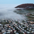 Dalalæða, Advection Fog in Iceland