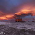 Lenticular Clouds Observed Over Base Marambio Antarctica