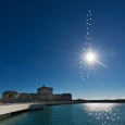 Analemma from Civitavecchia, Italy