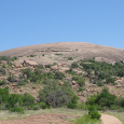 Texas Hill Country's Enchanted Rock