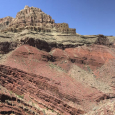 Angular Unconformity in the Grand Canyon